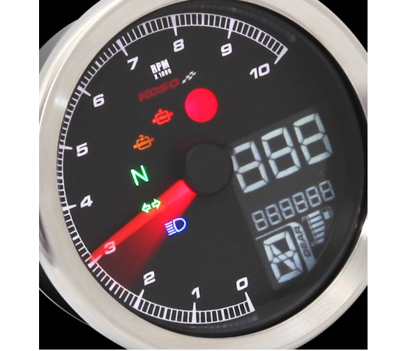 Marcadores de moto Relojes Velocimentros